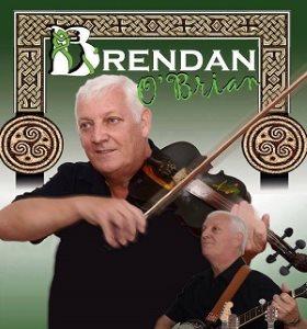 Brendan O'Brian Irsk multiinstrumentalist