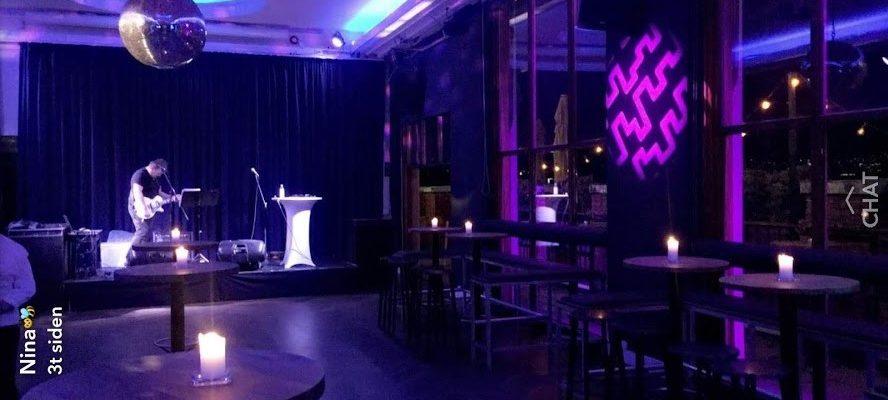EVO partyduo på selskap i Oslo