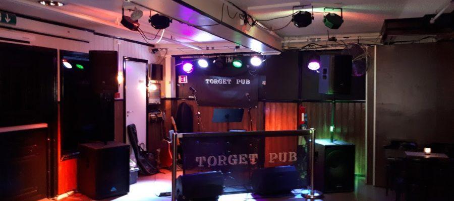 EVO partyduo rigget og klare for spilling på Torget Pub i Jessheim