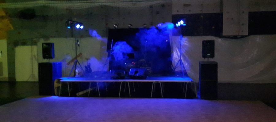StingRay og Kristine Østenby har rigget til romjulsfest i Aurskoghallen