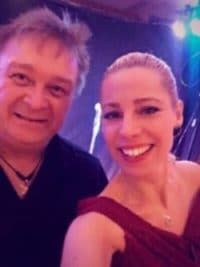 Nina og Raymond fra EVO Partyduo