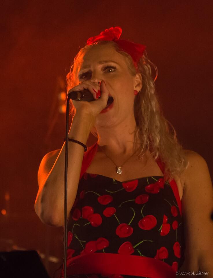 EVO-Nina på Urswood 2018