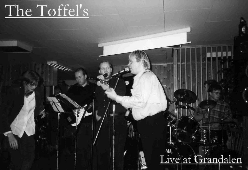 The Tøffels sin live opptreden på Finstadbru