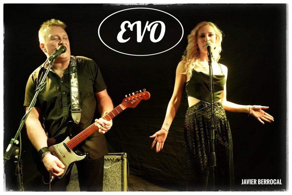 EVO Partyduo - Musikk til din fest