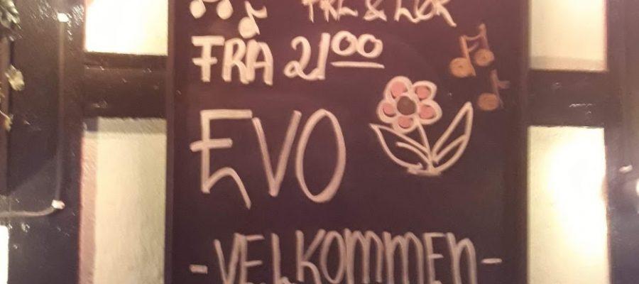 Live på Dickens fredag og lørdag EVO