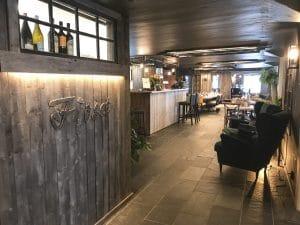 Fjøset restaurant er et populært selskapslokale på Aurskog.